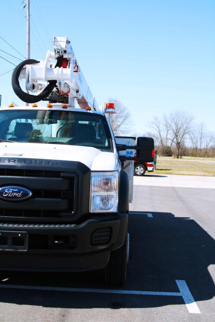 smartlink bucket truck
