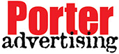 Porter advertising logo